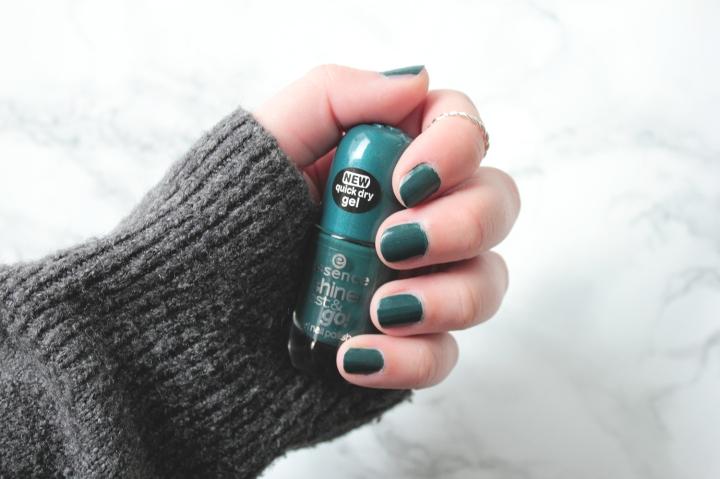 Paras edullinen kynsilakka