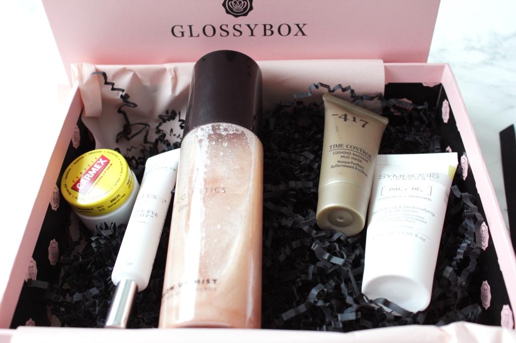 Tammikuun 2020 Glossyboxin tuotteet ja arvostelu